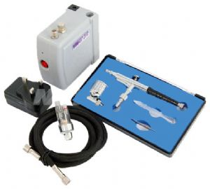Airbrush and Compressor Starter Kit
